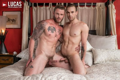 Lucas Entertainment, Bareback Auditions 10: Raw Dogged