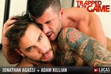 Lucas Entertainment, Trapped in The Game, Jonathan Agassi, Adam Killian